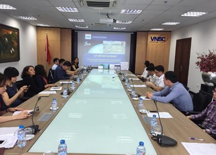 """Lễ mở thầu phần đề xuất kỹ thuật gói thầu TV45-DATP5  """"Kiểm toán giai đoạn 2"""" Dự án thành phần 5 """"Cơ sở vật chất II""""  thuộc Dự án Trung tâm Vũ trụ Việt Nam"""
