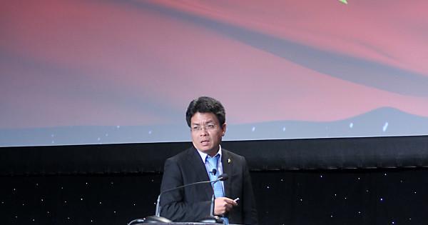 Giám đốc TTVTQG PGS.Phạm Anh Tuấn