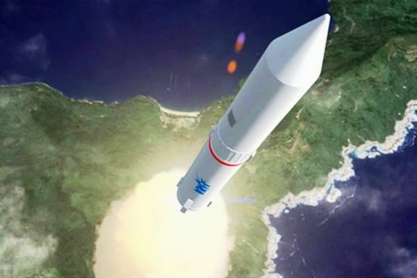 Tên lửa Epsilon